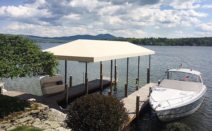 dock canopy