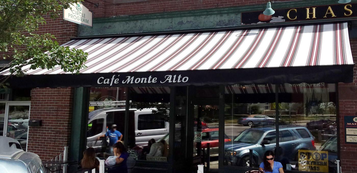 Biedermans - Cafe Monte Alto Sample
