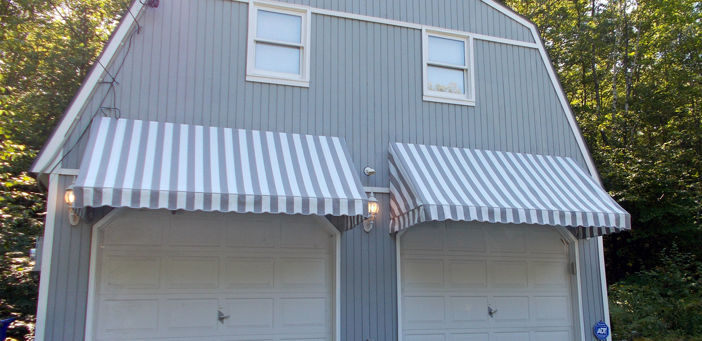 Garage Awnings Sample